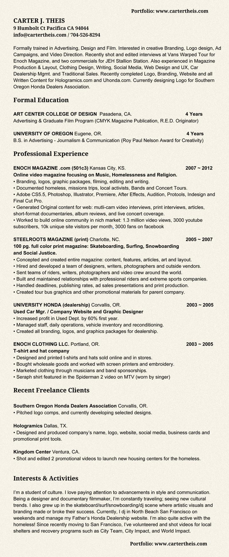 Carter_resume_2013