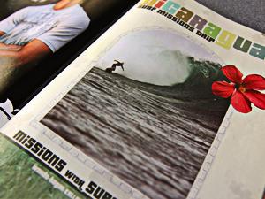 Nicaragua Surf Editorial